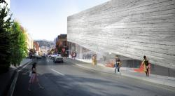 Park Silly Sunday Market Park City and the Southern Wasatch | BIG Unveils New Scheme for Park City's Kimball Art Center | ArchDaily