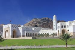 Parliament Building Muscat | Muscat tours | Andy in Oman