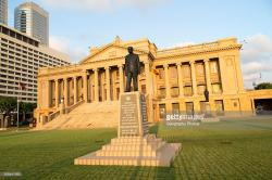 Parliament of Sri Lanka Colombo | Old Parliament Building now the Presidential Secretariat offices ...