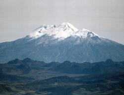 Parque Nacional Natural Los Nevados Southwest Colombia | Skiing the Pacific Ring of Fire and Beyond: Nevado del Huila