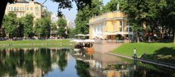 Patriarch's Ponds Moscow | Patriarch's Ponds – ancient and mysterious place of Moscow: facts