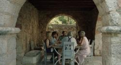 Patrick Leigh Fermor House Kardamyli | a lunch in Greece// Before Midnight Patrick Leigh Fermor's house ...