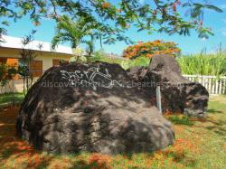 Petroglyphs Northern St Kitts | Must See St Kitts Attractions and Historic Sites