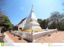 Phra That Si Songrak Dan Sai | Phra Si Song Rak Temple Wat Phra Si Song Rak Loei Thailand Stock ...