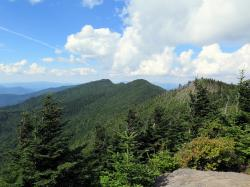 Pisgah Center for Wildlife Education The North Carolina Mountains | Black Mountain Crest Trail - Pisgah National Forest, NC - Zach's ...