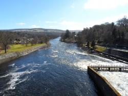 Pitlochry Dam and Fish Ladder The Central Highlands | Pitlochry Dam Power Station And Fish Ladder (Scotland): Top Tips ...