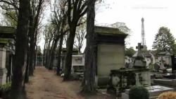 Place des Vosges Paris | Walk aound the Passy Cemetery near the Trocadero in Paris. .also ...