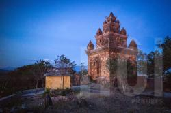 Po Ro Me Cham Tower Phan Rang & Thap Cham | Po Rome Tower | Vietnam Photography Archive - NOI Pictures.