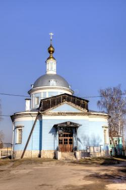 Pokrovskaya Church Mary | The Church Of The Intercession Of The Blessed Virgin Mary ...