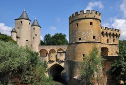 Porte des Trois Tour Luxembourg City | 10 Top-Ranked Attractions In Beautiful Metz, France | Trip101