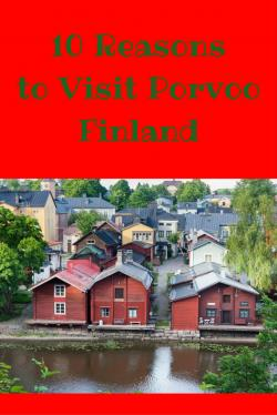 Ainola Side Trips from Helsinki | 10 Reasons to Visit Porvoo | Helsinki, Small towns and Finland