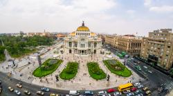 Postal Museum Mexico City | MEXICO CITY - 1 MAR: Palacio De Bellas Artes In Mexico City ...