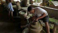 Pottery Factories Vigan | Pottery Making - Vigan, Ilocos Sur - YouTube