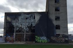 Powerhouse Geelong Geelong | Australian graffiti artists garner international fame as thousands ...