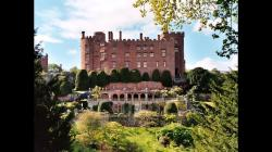 Powis Castle Welshpool (Y Trallwng) | Places to see in ( Welshpool - UK ) - YouTube