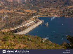 Praia Boi Príncipe | HHOHHO, SWAZILAND, AFRICA - Maguga Dam and reservoir on the Komati ...