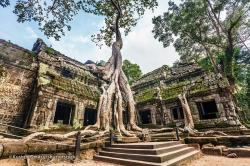Prasat Ta Prohm Banteay Chhmar | Places of Interest in Cambodia