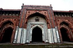 Purana Qila Delhi | Delhi 101: #15 Purana Qila (Old Fort) - Where Emperors take Fatal ...