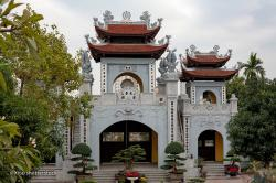 Quan Thanh Temple Hanoi | Quan Thanh Temple Hanoi - Famous Temple in Ba Dinh