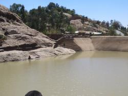 Queen of Sheba's Bath Aksum | Ron and Sally Jo Blog » Blog Archive » Experience Ethiopia Tour ...