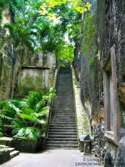 Queen's Staircase New Providence and Paradise Islands | 177 best BAHAMAS - CARIBE images on Pinterest | Exuma bahamas ...