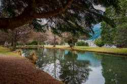 Queenstown Gardens Queenstown | Travel Photography | New Zealand | Travel Photography Guru