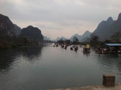 Róng Lake Guìlín | Tips on cruisin' the Li River: Guilin and Yangshuo