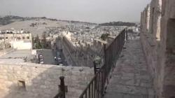 Ramparts Walk Jerusalem | Ramparts Walk Jerusalem Old City - In and Around Zion Gate 4K ...