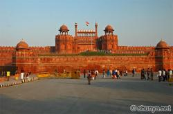 Red Fort Ticket Office Delhi | Red Fort, Delhi, India | Shunya