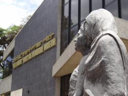 'Red Terror' Martyrs Memorial Museum Addis Ababa | Sculpture Outside Red Terror Martyrs' Memorial Museum - Ad… | Flickr