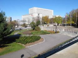 Residence of the Prime Minister Ottawa | Garden of the Provinces and Territories Capital Modern