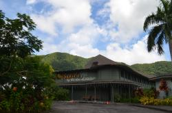 Rex H Lee Auditorium Tutuila | Port of Pago Pago hosts 104th APP Annual Conference - American ...