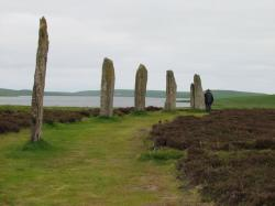 Ring of Brodgar West & North Mainland | Gratitude Grace Growth: Standing Stones & Broch's of Orkney