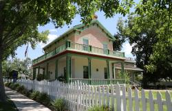 Robert Louis Stevenson Museum St Helena | The Brigham Young Winter Home