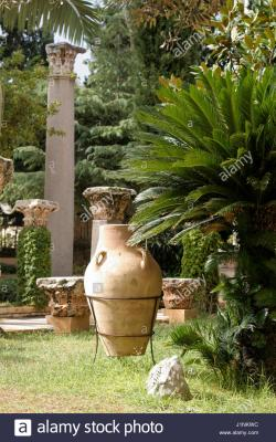 Robert Mouawad Private Museum Beirut | ANCIENT ARTIFACTS ON DISPLAY IN THE GARDEN OF ROBERT MOUAWAD ...