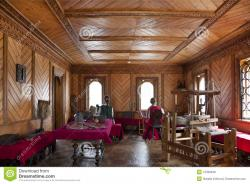 Romanov Palace Chambers in Zaryadye Moscow | The Interior Chambers Of The Romanov Boyars Editorial Stock Photo ...
