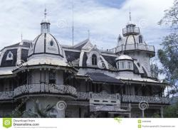 Roomor Port of Spain | Roomor Mansion In Port Of Spain, Trinidad Stock Photo - Image ...