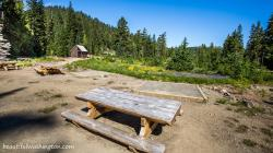 Route 123 and Stevens Canyon Road Mount Rainier National Park | Mowich Lake Campground