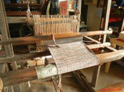 Rowilda's Weaving Factory Vigan | Nostalgic Vigan: A Day's Journey into Our Rich Past (Part 1 ...