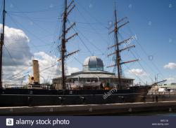 RRS Discovery Fife and Angus | RRS Discovery ship being repaired at the Discovery Point dry dock ...