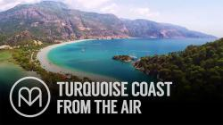 Ruins of Troy Troy | Turkey's Turquoise Coast From the Air - YouTube