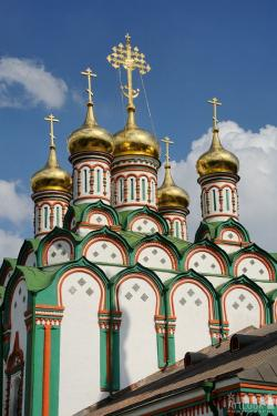 Church of the Transfiguration on the Sands Moscow | 25+ beautiful St nicholas orthodox church ideas on Pinterest ...