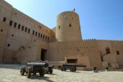 Rustaq Fort Rustaq | Rustaq Fort in Oman | Buy this photo on Getty Images : Getty… | Flickr