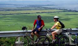 Sam Mountain Mekong Delta | Sinhbalo | Mekong Delta Cycling Tour 4 days | CaiBe CanTho ChauDoc.