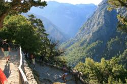Samaria Gorge Crete | Samaria Gorge - Travel Guide for Island Crete, Greece