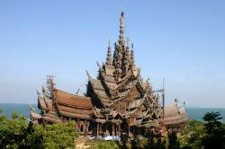 Sanctuary of Truth Pattaya | The Sanctuary of Truth - Thailand For Visitors