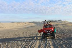Sand Dunes Laoag | Paoay Sand Dunes, A Thrilling Ride! - Choose Philippines. Find ...