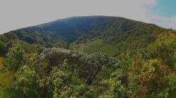 Sangumburi Jeju-do | TVZONE]A giant crater formed in the flatland, Sangumburi Crater ...