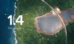 Saua Site Ta'u | Tesla and SolarCity Team Up to Light Up Ta'u Island in American Samoa