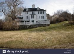Sayward-Wheeler House USA | Sayward Wheeler House Located in York Maine USA which is part of ...
